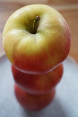 Testprodukt Apfel