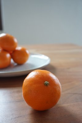 Testprodukt Clementine